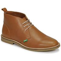 Sapatos Homem Botas baixas Kickers TYL Camel