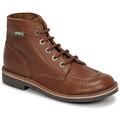 Sapatos Mulher Botas baixas Kickers
