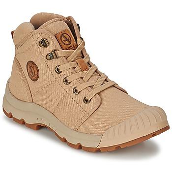 Sapatos Homem Sapatilhas de cano-alto Aigle TENERE LIGHT Bege