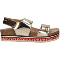 Sapatos Mulher Sandálias MTNG 50898 Gold