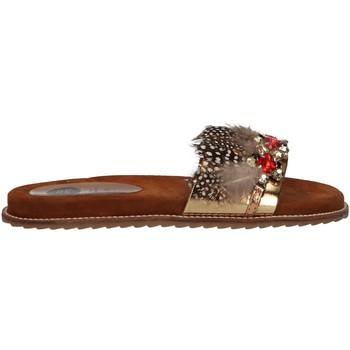Sapatos Mulher chinelos Gioseppo 45391 Beige