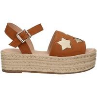 Sapatos Mulher Sandálias MTNG 57839 Marr?n