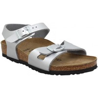 Sapatos Criança Sandálias Birkenstock 120844 Prata