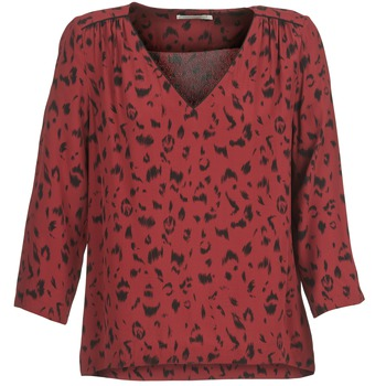 Textil Mulher Tops / Blusas See U Soon TRIRIVIER Bordô