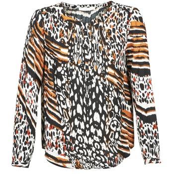 Textil Mulher Tops / Blusas See U Soon CABRI Multicolor