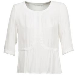 Textil Mulher Tops / Blusas See U Soon CABRILA Branco