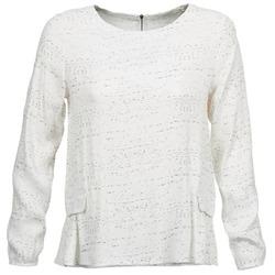 Textil Mulher Tops / Blusas See U Soon CABRINOU Branco