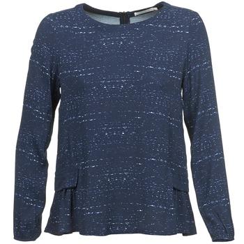 Textil Mulher Tops / Blusas See U Soon CABRILOI Marinho