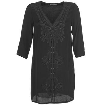 Textil Mulher Vestidos curtos See U Soon CASOU Preto