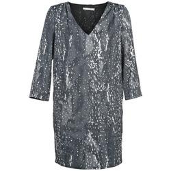 Textil Mulher Vestidos curtos See U Soon BELDONT Cinza