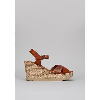 Sapatos Mulher Sandálias Sandra Fontan TORRALVENT Castanho
