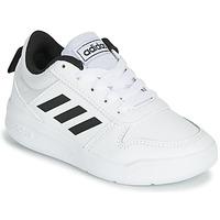 Sapatos Criança Sapatilhas adidas Performance TENSAUR K Branco / Preto