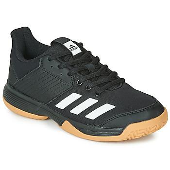 Sapatos Criança Desportos indoor adidas Performance LIGRA 6 YOUTH Preto