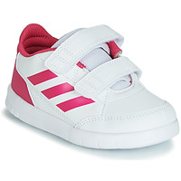 Sapatos Rapariga Sapatilhas adidas Performance ALTASPORT CF I Branco / Rosa