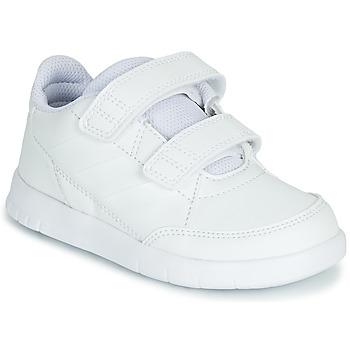 Sapatos Criança Sapatilhas adidas Performance ALTASPORT CF I Branco