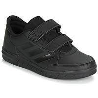 Sapatos Criança Sapatilhas adidas Performance ALTASPORT CF K Preto