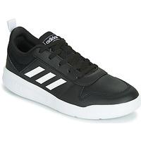 Sapatos Criança Sapatilhas adidas Performance VECTOR K Preto / Branco
