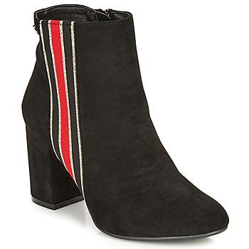 Sapatos Mulher Botins Refresh 69113-BLACK Preto