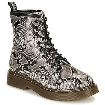 Sapatos Mulher Botas baixas Refresh 69311-BLACK Preto