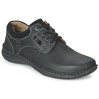 Sapatos Homem Sapatos Josef Seibel ANVERS 36 Preto