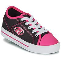 Sapatos Rapariga Sapatilhas com rodas Heelys CLASSIC X2 Preto / Rosa