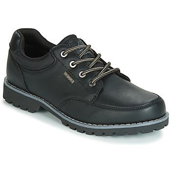 Sapatos Homem Sapatilhas Kappa NAGOA Preto