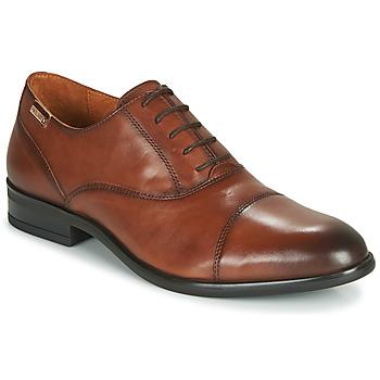 Sapatos Homem Richelieu Pikolinos BRISTOL M7J Castanho