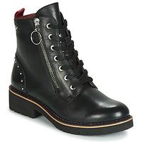 Sapatos Mulher Botas baixas Pikolinos VICAR W0V Preto