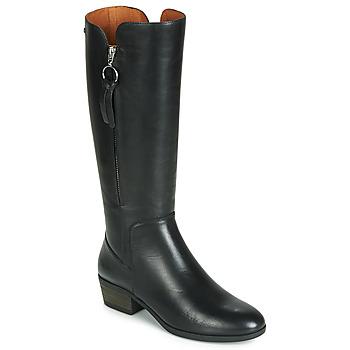 Sapatos Mulher Botas Pikolinos DAROCA W1U Preto