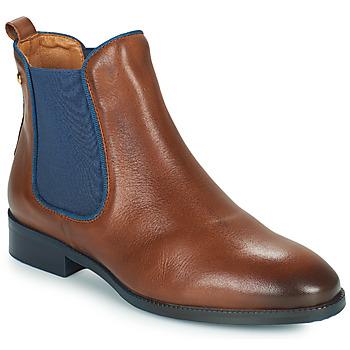 Sapatos Mulher Botas baixas Pikolinos ROYAL W4D Castanho
