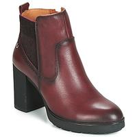 Sapatos Mulher Botins Pikolinos SAGUNTO W4Z Castanho