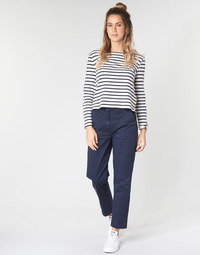 Textil Mulher Chinos G-Star Raw PAGE BF CHINO WMN Azul