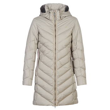 Textil Mulher Quispos G-Star Raw WHISTLER SLIM DOWN HDD LONG COAT WMN Bege