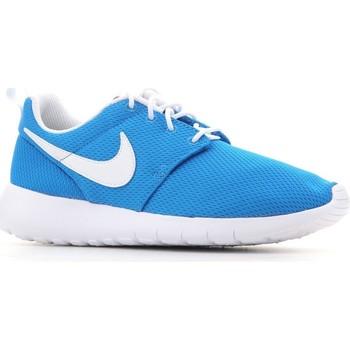 Sapatos Mulher Sapatilhas Nike Roshe One (GS) 599728 422 blue