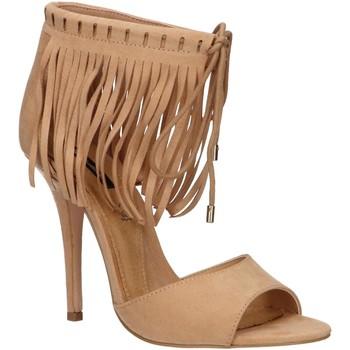 Sapatos Mulher Sandálias MTNG 53892 Beige