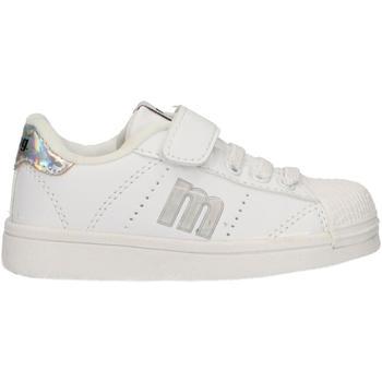 Sapatos Criança Sapatilhas MTNG 47600 Blanco