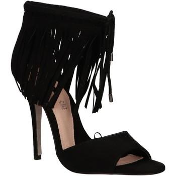Sapatos Mulher Sandálias MTNG 53892 Negro