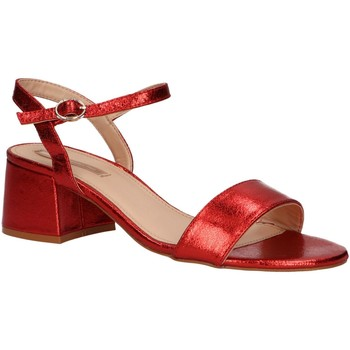 Sapatos Mulher Sandálias MTNG 58415 Rojo