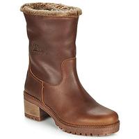 Sapatos Mulher Botins Panama Jack PIOLA Castanho