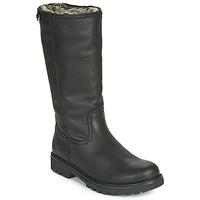 Sapatos Mulher Botas Panama Jack BAMBINA Preto
