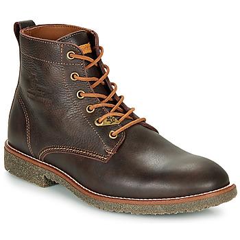 Sapatos Homem Botas baixas Panama Jack GLASGOW Castanho