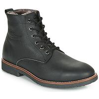 Sapatos Homem Botas baixas Panama Jack GLASGOW Preto