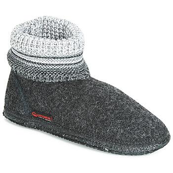 Sapatos Mulher Chinelos Giesswein BAUMKIRCHEN Antracite