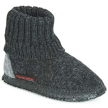 Sapatos Homem Chinelos Giesswein KRAMSACH Antracite