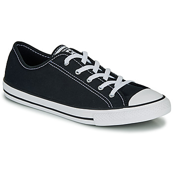 Sapatos Mulher Sapatilhas Converse CHUCK TAYLOR ALL STAR DAINTY GS  CANVAS OX Preto