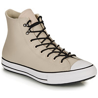 Sapatos Homem Sapatilhas de cano-alto Converse CHUCK TAYLOR ALL STAR WINTER LEATHER BOOT HI Bege