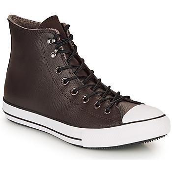 Sapatos Sapatilhas de cano-alto Converse CHUCK TAYLOR ALL STAR WINTER LEATHER BOOT HI Castanho