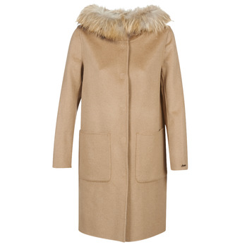 Textil Mulher Casacos Oakwood YALE BI Camel / Cinza
