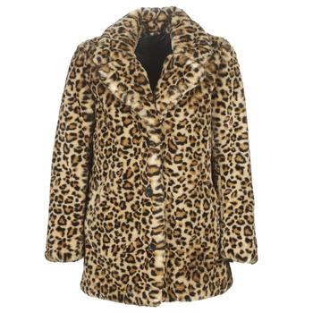 Textil Mulher Casacos Oakwood USER Leopardo