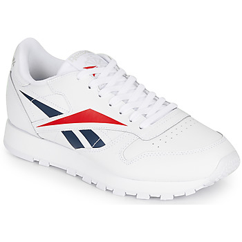 Sapatos Sapatilhas Reebok Classic CL LEATHER VECTOR Branco